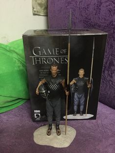 26.99$  Watch now - http://aiwsz.worlditems.win/all/product.php?id=32601991799 - ORIGINAL 2016 NEW  Movies Game of Thrones Action Toy Figures Grey Worm Doll Vinyl figures Collection Toy PVC kids toys