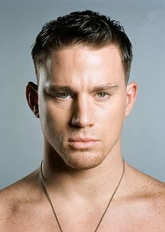 Channing Tatum. Just stop. You are making my heart hurt!