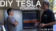 "DIY TESLA Powerwall talk <a class=""pintag searchlink"" data-query=""%232"" data-type=""hashtag"" href=""/search/?q=%232&rs=hashtag"" rel=""nofollow"" title=""#2 search Pinterest"">#2</a> MY WALL vs ELON'S WALL"