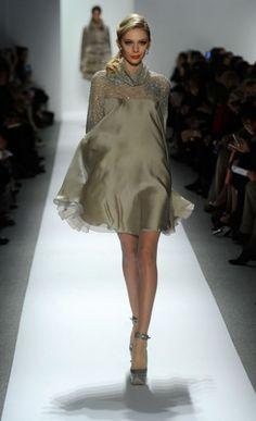 Dennis Basso FA2012 Runway Fashion, Fashion Show, Dennis Basso, Autumn Winter Fashion, Gowns, Formal, My Style, Fall, Model