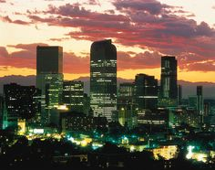 The Mile High City