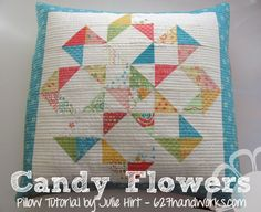 I like the idea of quilting stippling this line small  Home Decor « Moda Bake Shop