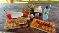 Who doesn't love Sushi???