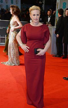 Patricia Arquette at the BAFTAs