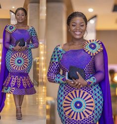 Latest African Fashion Dresses, African Dresses For Women, African Attire, African Wear, African Women, African Style, African Print Wedding Dress, African Print Dress Designs, African Print Dresses