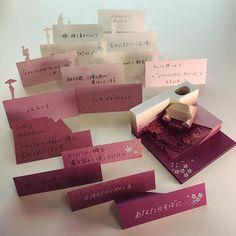 全撕完就完成的絕美紙雕模型,「OMOSHIROI BLOCK 紙雕便條紙」 | 大人物 - 90963