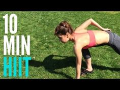 10 Minute Gymboss HIIT Workout - YouTube