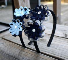 School Uniform Hair Accessories OLSS/OLQP/OLHC School Uniform Ribbon Flower by #LaPrincesseBows,