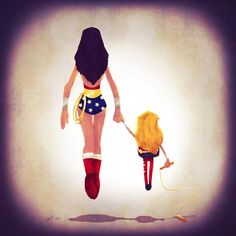 Justice Families - Wonder Woman