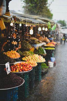 Baazar  Anzali , Iran شنبه بازار انزلی