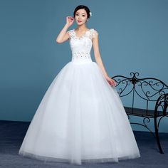 Suzhou Huqiu wedding manufacturers 2017 new wholesale price direct lace Qi tied with the bride wedding dress