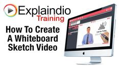 Ever wondered how to make those whiteboard videos? Wonder no more... Here is how to Create Whiteboard Sketch Videos With Explaindio
