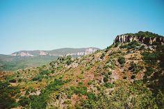 Ogliastra's Mountains