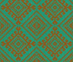 shakami_marine fabric by holli_zollinger on Spoonflower - custom fabric