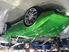 Classic Corvette from the Phoenix Dub Magazine Car Show.