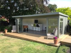 Thinking about extending your living space with a summer house or garden pool room? Bakers Timber Buildings - News