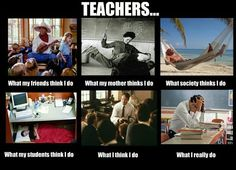 Awesome! This is so true....it is how I feel most of the day in my classroom....AHHH