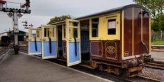 RH&DR Romney, Hythe & Dymchurch Railway - RH&DR Charter You Own Privet Train - The Heritage Coach Set - The Clayton Pullman