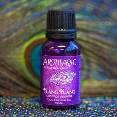 YLANG YLANG ESSENTIAL OIL FOR HEALING AND INNER-BALANCE