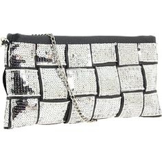 """love this. Harveys Seatbelt Bag Arm Candy Clutch """"Shimmer and Shine"""""""