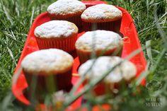 Mi fai un muffin?: MUFFIN ALLA RICOTTA E GOCCE DI CIOCCOLATO