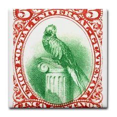 Shop Antique 1881 Guatemala Quetzal Bird Postage Stamp designed by 1881 Guatemala Quetzal Bird Stamp. Vintage Travel Posters, Vintage World Maps, Salvador, Stamp World, Postage Stamp Design, Price Of Stamps, Postage Stamp Collection, Thinking Day, Vintage Stamps