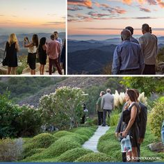 Narconon Ojai's striking features were center of attention at the grand opening celebration, Sunday, September 13. The stunning 43-acre hilltop estate's glorious 360-degree panoramic views reach out to the Pacific Ocean.