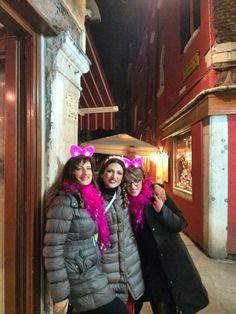 Passeggiando per le vie di Venezia