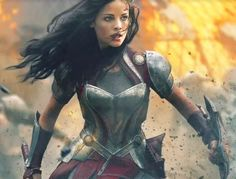 Kevin Feige parle de Lady Sif