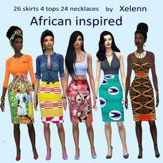 Xelenn — African inspiredcollection.