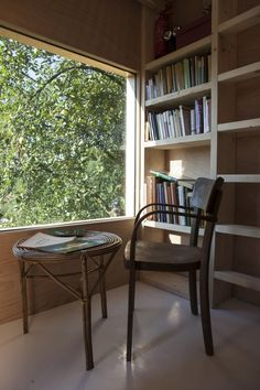 tree house library chair