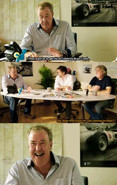 The Grand Tour Jeremy Clarkson, James May & Richard Hammond Daily Funny, The Funny, Top Gear Funny, Clarkson Hammond May, James May, Laugh Track, Top Tours, Jeremy Clarkson, Grand Tour