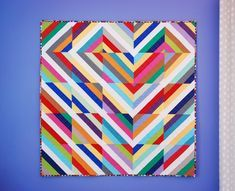 Heart Strings Quilt and Block Tutorial