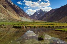 Irkht Valley   TAJIKISTAN