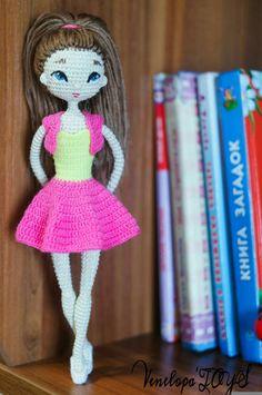 Pattern DOLL Sabrina от VenelopaTOYS на Etsy  #кукла #куколка #амигуруми #миниатюра #авторскаякукла #doll #amigurumi #artdoll #tinydoll #chibi #chibidoll #miniature #crochet #crocheting #crochetdoll #mysolutionforlife #ami_dolls