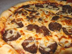 Possess you ever read the ingredient list on a package of commercial pepperoni or looked closely at a slice of it and wondered what all thos. Homemade Pepperoni Recipe, Pepperoni Recipes, Pizza Recipes, Skillet Recipes, Meat Recipes, Cake Recipes, Cooking Recipes, Healthy Recipes, Venison Sausage Recipes