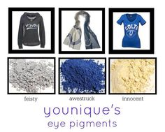Team colors for everyone! Http://www.youwantlashes.com