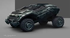 future SUV, military vehicle