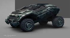 future SUV, military vehicle