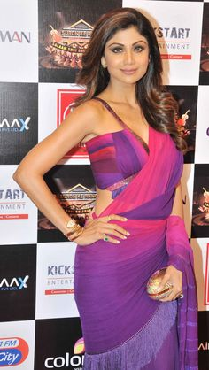 Shilpa Shetty is a popular Bollywood actress. Check this page to know everything about Shilpa Shetty - hr age, husband, boyfriend, family, biography & much more! Bollywood Saree, Indian Bollywood, Bollywood Fashion, Bollywood Mode, Beautiful Bollywood Actress, Most Beautiful Indian Actress, Indian Celebrities, Bollywood Celebrities, Shilpa Shetty Saree