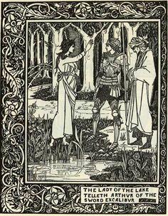 aubrey beardsley | PEPLUM: Medieval Imagery: Aubrey Beardsley