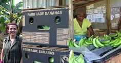 Want to know more about the hard-working people who grow and bring your bananas to market? Enjoy this behind-the-scenes journey from our own Ariel Bramble who recently visited the Fairtrade banana farmers of St. Lucia!