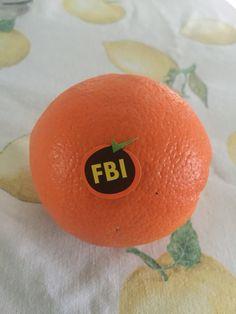 Unas naranjas muy seguras..