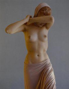 Ruth Bernhard, Untitled (Female Figure), 1980 on ArtStack #ruth-bernhard #art