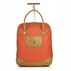 More and additional baggage brands square measure wising up to the requirement for keep on baggage that matches below seat specifically. whereas several are creating rolling tote luggage or rolling backpacks, Rolling Laptop Bag, Rolling Briefcase, Rolling Bag, Rolling Backpack, Underseat Carry On, Trolley Case, Laptop Bag For Women, Latest Bags, Backpacks