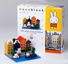 miffy + the streets of holland.