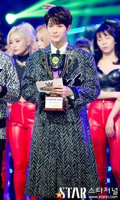 [NEWS PHOTO] 150128 에스엠루키즈 SMROOKIES MC 재현 JAEHYUN @ MBC 쇼챔피언 Show Champion