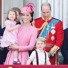#KateMiddleton and Princess Charlotte are our favourite twinning mother-daughter duo at the annual Trooping The Colour ceremony! Not to mention #PrinceGeorge's adorable outfit!  #HarpersBazaarSG  via HARPER'S BAZAAR SINGAPORE MAGAZINE OFFICIAL INSTAGRAM - Fashion Campaigns  Haute Couture  Advertising  Editorial Photography  Magazine Cover Designs  Supermodels  Runway Models