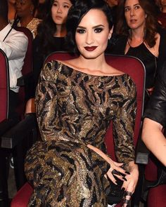 NUMBER 1 MOST BEAUTIFUL WOMAN DEMI LOVATO #1