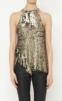 #NYE, I'm actually wearing something similar to this.